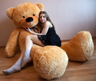 большие мягкие медведи фото