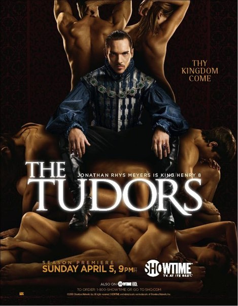 Тюдоры 1-4 сезон 1-10 серия SET Russia | The Tudors