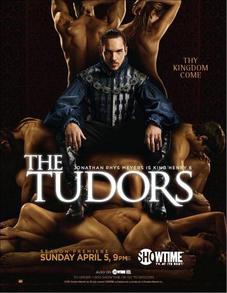Тюдоры 1-4 сезон 1-10 серия SET Russia   The Tudors