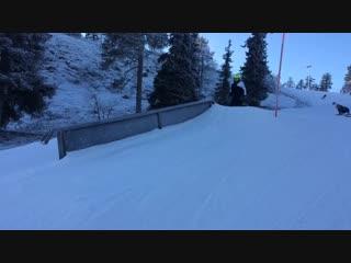 Спортивный лагерь в Финляндии