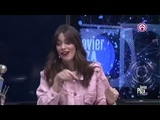 Tini Stoessel Interview with Javier Poza in Mexico