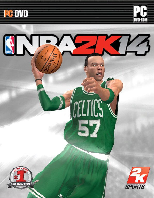 COVER NBA2K14
