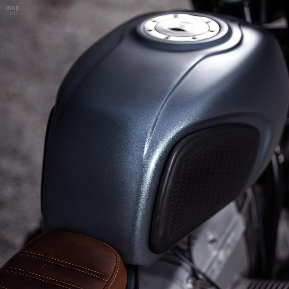Vagabund Moto: кастом BMW R100R 1991