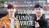 TVXQ! DBSK FUNNY MOMENTS - PART 2 #15thYearsWithTVXQ