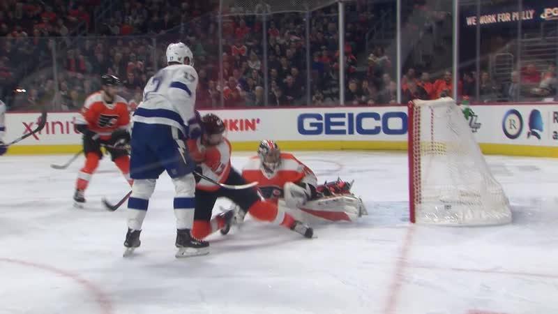 NHL 2018-2019 / RS / 19.02.2019 / Tampa Bay Lightning - Philadelphia Flyers