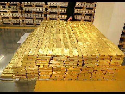 В Европе арестовали более полтонны золота вывезенного из Украины