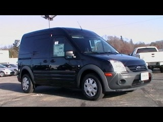 FORD TRANSIT CONNECT (Форд Транзит Коннект) тест-драйв