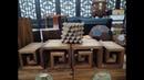 中国传统木工Chinese traditional carpentry手工制作Handmade鲁班锁