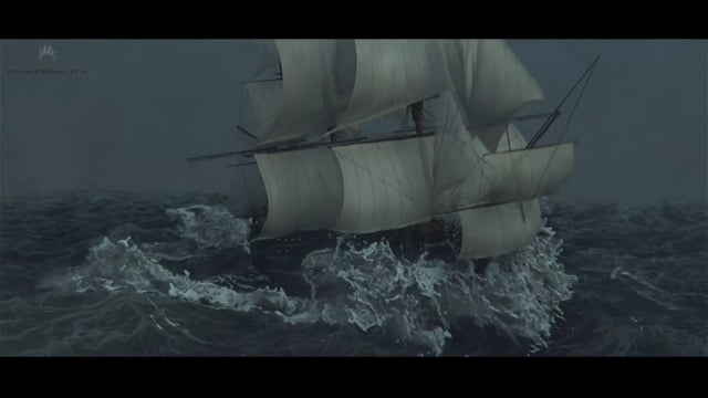 Ship Into The Storm Houdini Project