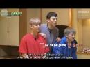 РУСС САБ 180622 EXO CBX @ Travel The World on EXO's Ladder in Japan Кругосветное путешествие по EXO лестнице Episode 25