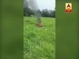 MiG-21 Indian Aircraft Coming From Pathankot Crashes in Himachal Pradesh's Kangra District
