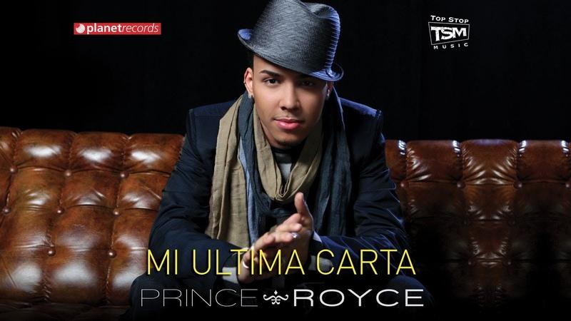 PRINCE ROYCE Mi Ultima Carta Official Web Clip