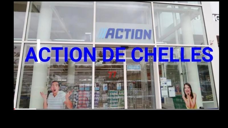 Ouverture du magasin ACTION à Chelles dans le 77