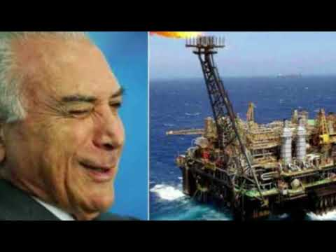 Temer prepara novo golpe para desmontar Petrobras