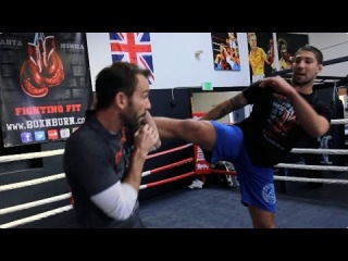 The Fighter and The Kid presents The Setup: Head Kicks Edition
