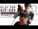 !! MUST WATCH AROD FLAT TOP FREE STYLE HIP HOP Vol.1