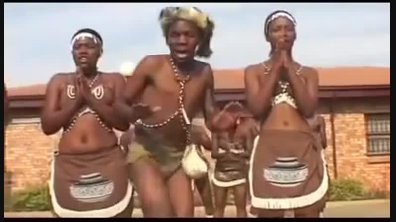 АФРИКАНСКИЕ ТАНЦЫ НА НОВЫЙ ЛАД