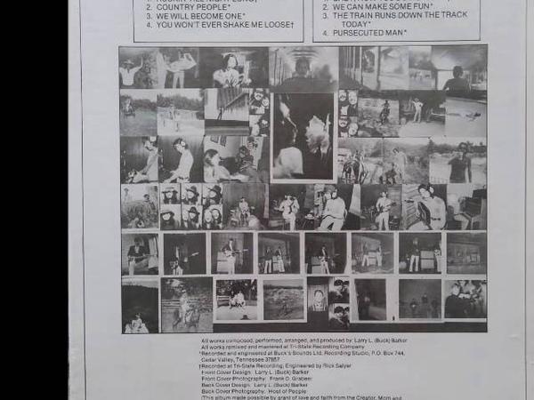 Buck Barker - 1979 Rockin All Nite Long (Private Psych)