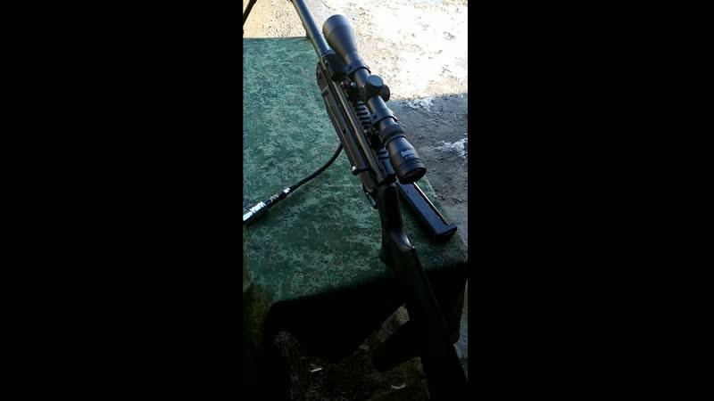 стрельба из винтовки Гарпия