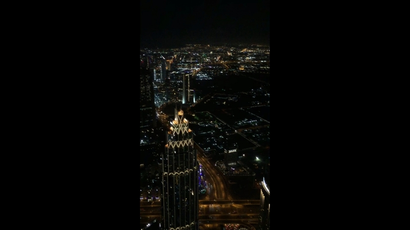 Эмираты 2018