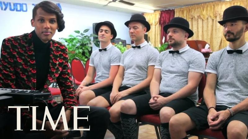 Stromae Sings 'Tous Les Mêmes' Live Acapella, Takes On America | TIME