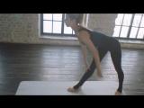 Самира Мустафаева. Растяжка задней поверхности ног. Урок 2