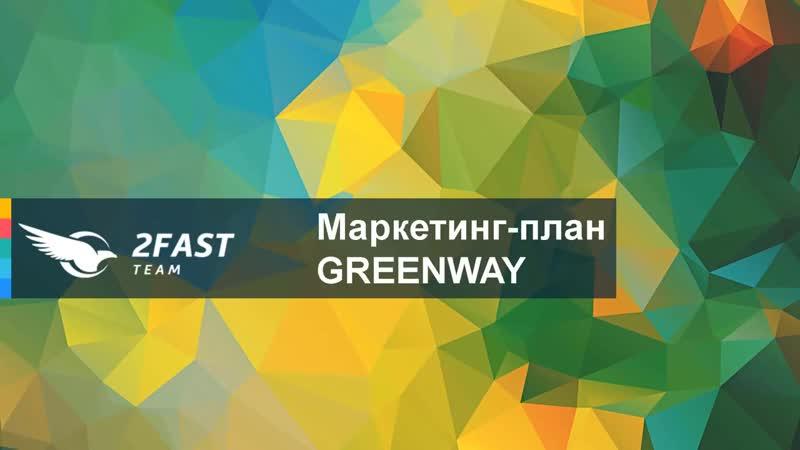 Маркетинг План Greenway. тел. 7 922 068 27 67