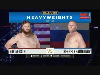 Сергей Харитонов vs Рой Нельсон