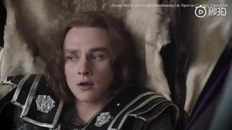 Отрывок с Беном в сериале Пьяные истории