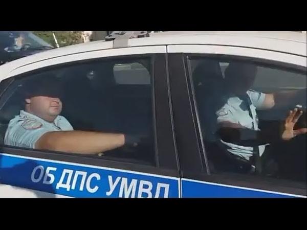 Арест за неоплаченные штрафы... Часть 2