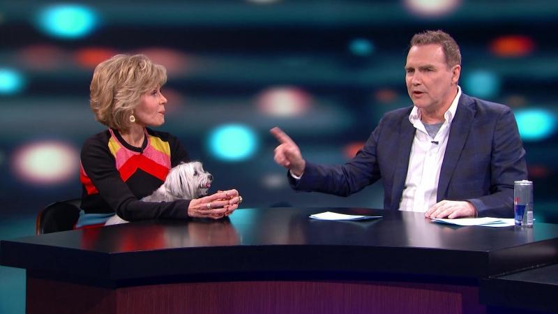 Norm Macdonald Has a Show [S01E05] Jane Fonda As A Guest