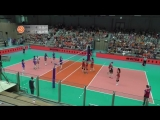 Russia - Turkey, Rabobank Super Series tournament in Hoogeveen, The Netherlands (no sound in time-outs and between sets).