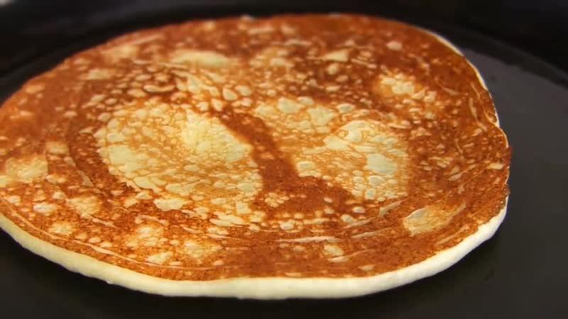 Творожные Блинчики(Панкейки)Такой Завтрак всем ПОНРАВИТСЯ!