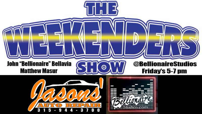 The Weekenders Show 4-5-2019 w/ Special Ed Guest Phil Farda