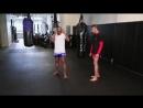 How to Check Leg Kicks in Kickboxing _ Muay Thai