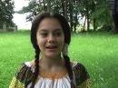La Fantana Dorului Banesti 1 Iunie 2013. Andreea Chisalita