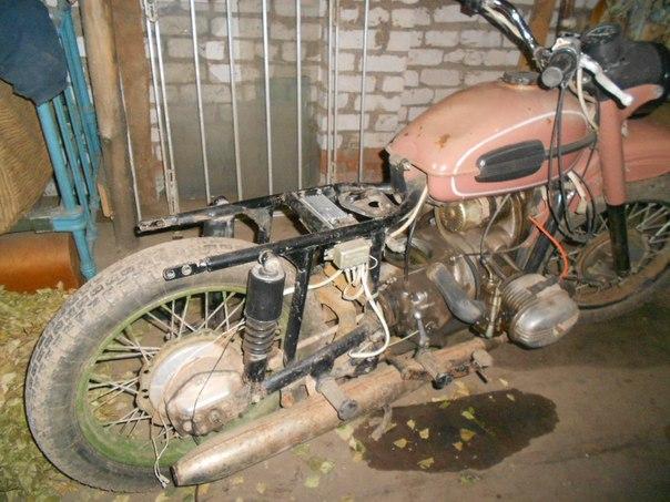 Ремонт урала мотоцикла своими руками