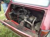 Polski-FIAT - звук мотора