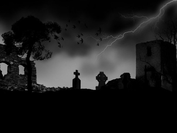 загадка старого кладбища смотреть онлайн: