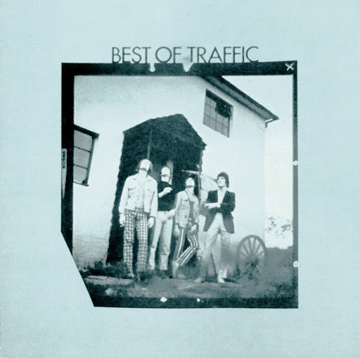 Traffic альбом Best Of Traffic