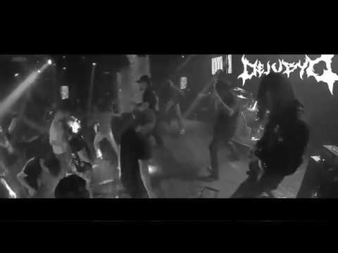 Delubyo - Live at ROCKYS CAFE (Full Set) DEVOURMENT - DECIMATION IN THE BARREN LAND
