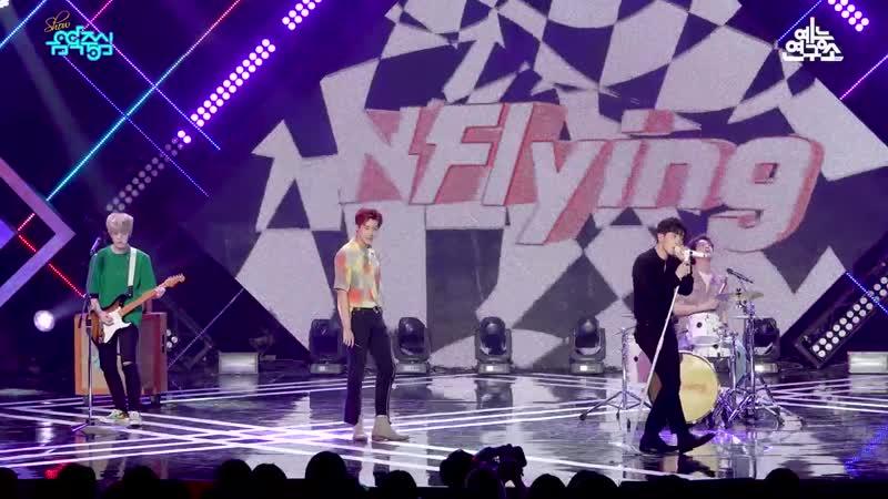 [예능연구소 직캠] N.Flying - Leave It, 엔플라잉 - 놔 @Show! Music Core 20190518