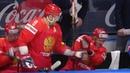 Сэйв Александра Овечкина в матче Россия - Италия