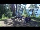 Таймлепс в лагере
