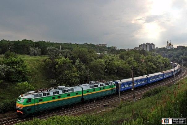 Ростов – Кисловодск.