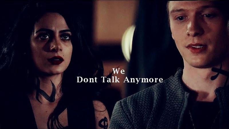 Sebastian x Isabelle || We Don't Talk Anymore