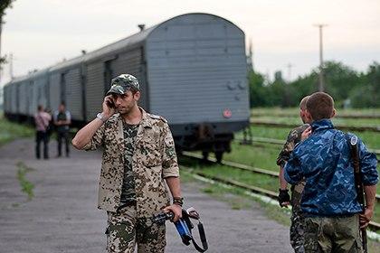 Тела погибших пассажиров «Боинга» доставлены в Харьков