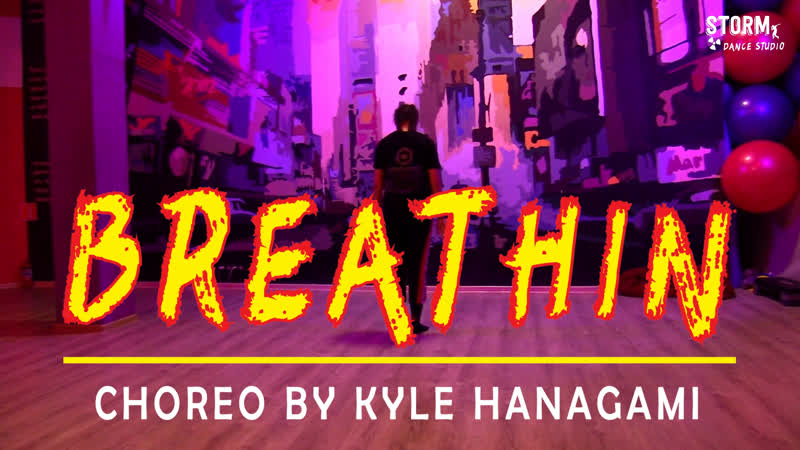 ALENA T. | | ARIANA GRANDE - Breathin | DANCE COVER | Choreography by Kyle Hanagami