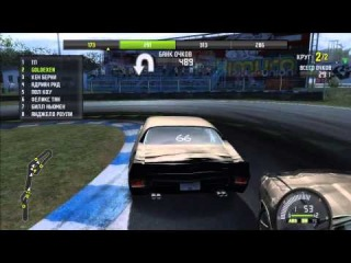 Need For Speed: Pro Street - lan game [#5 Scores]
