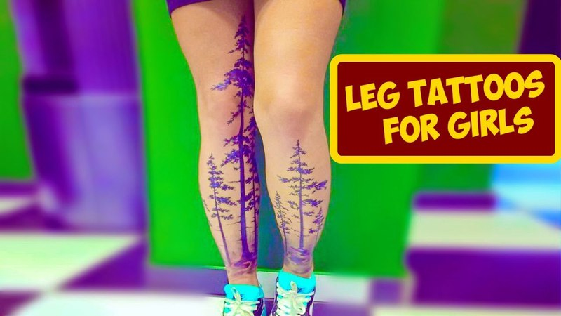 Leg Tattoos For Girls That Will Make You Want To Get Inked